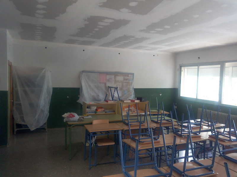 Aislamiento termico paredes interiores sin obra great - Aislamiento acustico paredes interiores ...