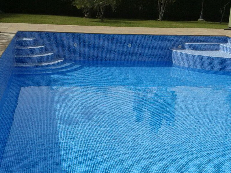 Impermeabilizaci n mediante l minas impermeabilizantes - Impermeabilizantes para piscinas ...