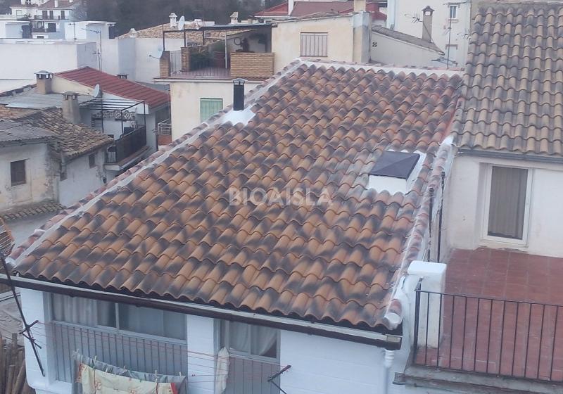 Reformas de tejados Granada