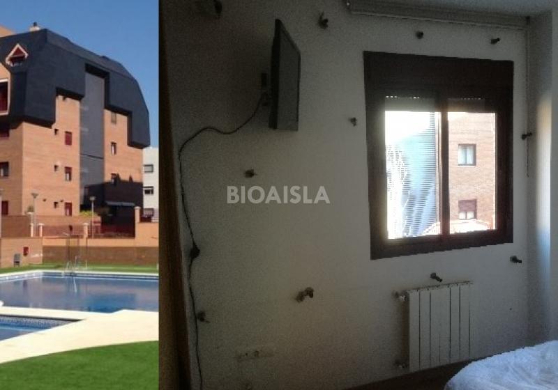 Aislamiento térmico para vivienda en Granada