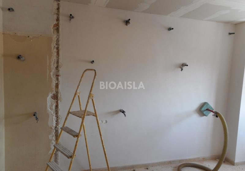 Aislamiento insuflado, celulosa Granada