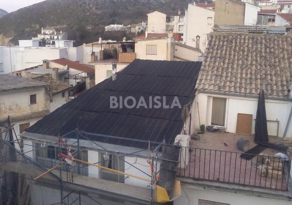 Sistema de doble impermeabilización de tejado