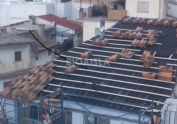 Impermeabilización definitiva de tejados
