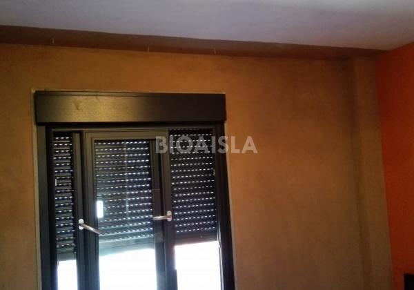 Corrector termico paredes