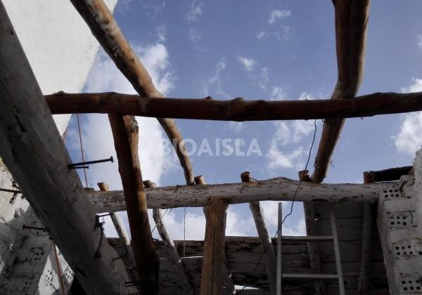 rehabilitación de tejado en Granada