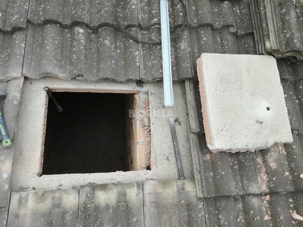 Aislamiento térmico de tejados