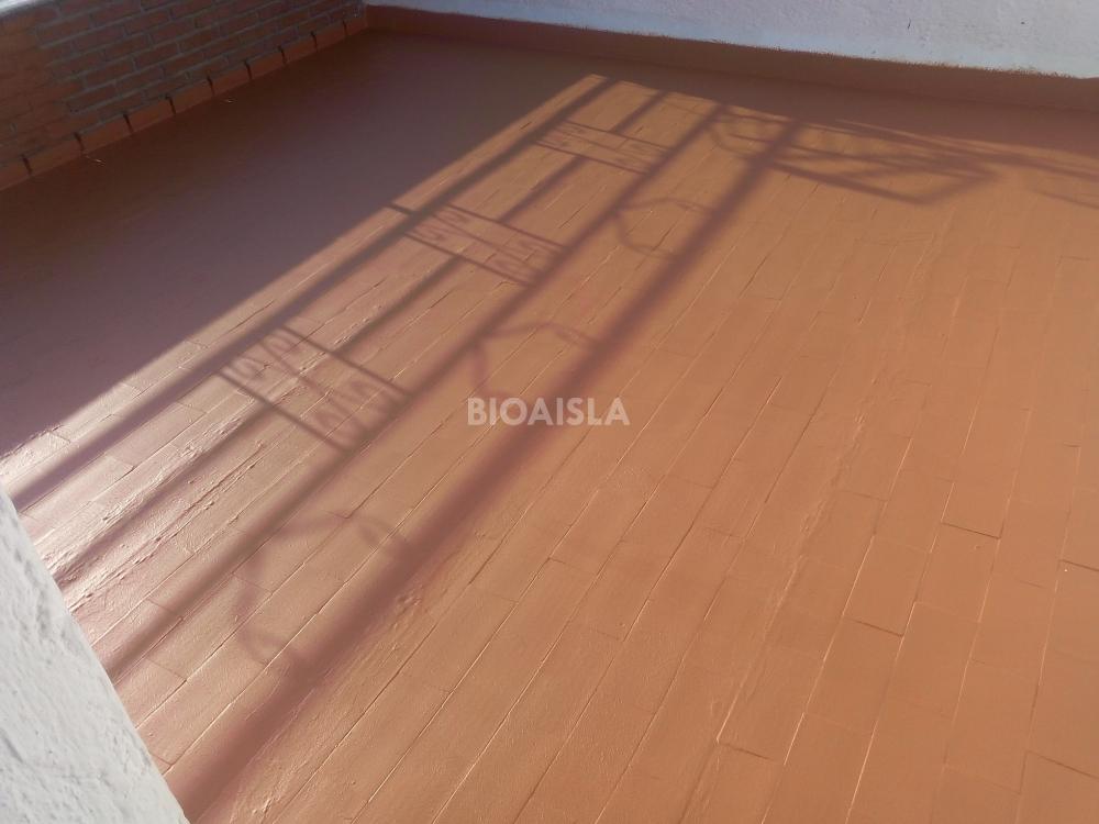 Membrana impermeabilizante terraza